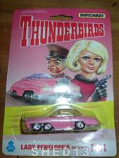 Thunderbirds Matchbox Lady Penelope's Fab 1 Rolls Royce