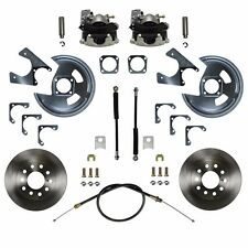 1968 69 70 71 72 73 74 75 76 77 78 Chevrolet Nova Rear Disc Brake Conversion