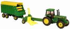 1/64 ERTL JOHN DEERE 4650 FORAGE HARVESTER SET