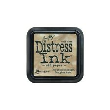 OLD PAPER Tim Holtz Distress Ink Pad - Ranger