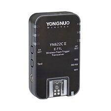 Yongnuo YN-622C II Single Wireless TTL Flash Trigger 1/8000s HSS/FP for Canon