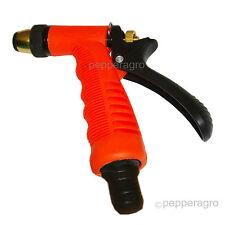 HEAVY DUTY BRAIDED BRASS SPRAY GUN