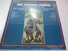 THE YIDDISH DREAM~A Heritage Of Jewish Song~Factory Sealed Dbl.LP VSD-715/16