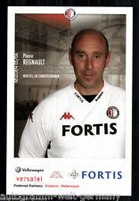Pierre Regnault Feyenoord Rotterdam 2005-06 TOP AK + A 60531 OU
