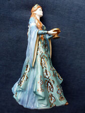 FINE ROYAL WORCESTER FIGURE FIGURINE THE CHALICE OF LOVE RW4903 with CERTIFICATE