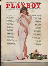 December 1962 Playboy Acceptable CONDITION June Cochran Sheralee Conners