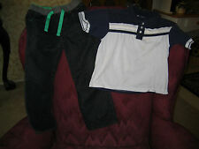 LOT OF 2 BOY'S CLOTHES - JEANS & SHIRT - SIZE 6 - GOOD CONDITION!