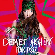 DEMET AKALIN - RAKIPSIZ 2016 - CD NEU ALBEN   2016