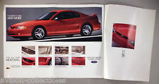 Ford Mustang 3-Page PRINT AD - 1994