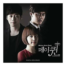 K-Pop Drama May Queen - O.S.T (MBC Drama) (OSTD584)