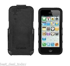 Seidio Innocase Convert Rugged Combo Case Holster For Apple Iphone 5 Black AT&T