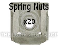 Double ressort de noix pour tête de vis de PAC VW LT28-50 / LUPO / multivan etc 10954 20Pk