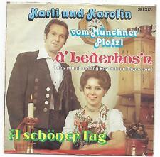 Karli und Karolin vom Platzl München : D `Lederhos`n + A schöner Tag