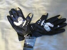 NWT NIKE DRI FIT FRENCH NATIONAL FOOTBALL FEDERATION TOUCHSCREEN GLOVES LARGE !!