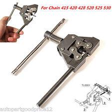 Motorcycle Chain Breaker Drive Splitter Cutter Link Remover Tool Dirt Bike ATV