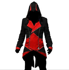 Apparel Hoodie Cosplay Jackets Assassin's Creed 3 Connor Kenway Costume Coat