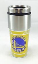 NBA Golden State Warriors 360 Wrap Travel Tumbler  Fan Coffee Mug Cup