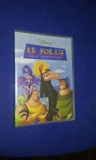 cofanetto+DVD LE FOLLIE DELL'IMPERATORE DISNEY EDIZIONE SPECIALE NUOVO SIGILLATO