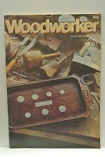 Woodworker Magazine. February, 1978. Volume 82, number 1011. A Pine Dining Table