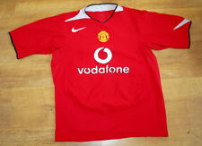 Nike Manchester United 2004-2006 home shirt (Size M ) LOWER PRICE