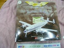 Corgi classics aviation archive frontier airliners lockheed constellation klm
