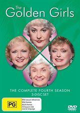 The Golden Girls : Season 4 DVD - New/Sealed Region 4 DVD