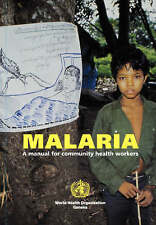 Malaria: A Manual for Community Health Workers-ExLibrary