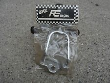 "VINTAGE NOS ""RE RACING"" BMX CHROMED DERAILLEUR GUARD UNOPENED PACKAGE NICE"