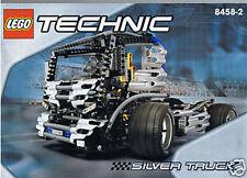 LEGO Technic 8458 Silver Champion Massstab 1:8 -  zusammengebaut als 2. Modell