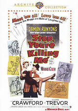 Stop, Youre Killing Me (DVD, 2016)