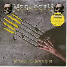 MEGADETH -  Symphony Of Destruction (ps ) 7""