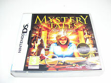 Mystery Tales Time Travel ( geheel Nederlands Gesproken ) * NINTENDO DS GAME *