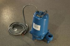 Goulds WS1037B Model 38886 Submersible Sewage Pump 575 Volts