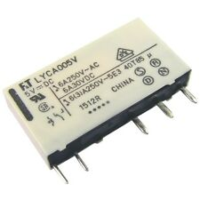 Fujitsu Print-Relais FTR-LYCA005V 5V DC 1xUM 6A 147R Power Relay 855157