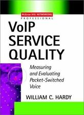 VoIP Service Quality : Measuring and Evaluating Packet-Switched Voice-ExLibrary