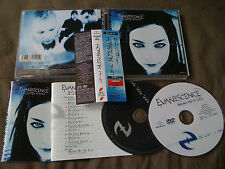 EVANESCENCE / fallen /JAPAN LTD CD & DVD OBI