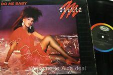 """Meli'Sa Morgan - Do Me Baby  LP (G) 12"""""""