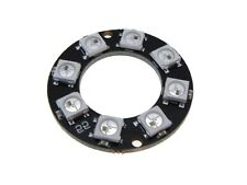 WS2812 RGB 5050 8 LED Ring Breakout Board
