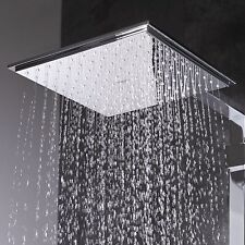 GROHE EUPHORIA CUBE 150 Square Rain Shower Head Chrome NEW