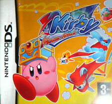 """NINTENDO DS GAME """"KIRBY MOUSE ATTACK"""" MANUAL INCLUDED ALL COMPLETE"""