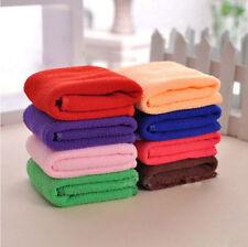 Microfiber Fast Drying Bath Towel Beach Gym Sport Car 30x70cm Soft Wrap Towel HS