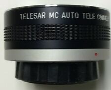 Telesar MC Auto Tele Converter 2X for Pentax-k with case