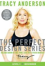 Toning EXERCISE DVD - TRACY ANDERSON The Perfect Design Series LEVEL 1!