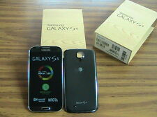 NEW Samsung Galaxy S4  SGH-i337  16GB  black  at&t unlocked special price