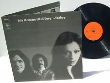 It's A Beautiful Day - Today - rare 1973 german LP foc