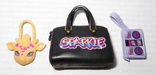 PURSE LOT (PL7) ~ BARBIE DOLL ASSORTED PLASTIC PURSE ACCESSORY ACCESSORIES LOT