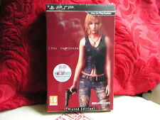 Sony PSP - Parasite Eve 3rd Birthday TWISTED EDITION FACTORY SEALED 100% ENGLISH