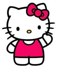 Hello Kitty Giant Wall Fathead Sticker Bedroom Nursery Toy Decoration Poster Art