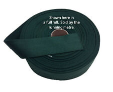 "Carpet edge binding trim DARK GREEN cotton webbing 2"" wide RUGS & CARPET MATS"