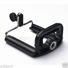 Phone Holder mount bracket Adapter Clip For Camera Tripod for iPhone